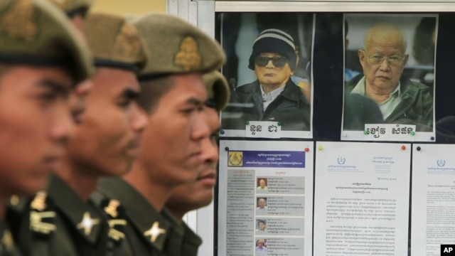 The UN-backed court has faced ongoing financial woes in recent months, as it seeks to conclude the trial of two aging Khmer Rouge leaders.