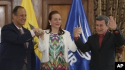 El ELN inició en febrero los diálogos formales con los delegados de la administración de Santos en la capital de Ecuador.