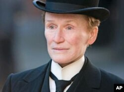 Glenn Close portrays a woman masquerading as a man in 19th century Ireland in 'Albert Nobbs.'