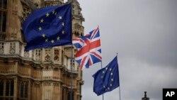 La retirada de Gran Bretaña del Brexit está programada para el 29 de marzo de 2019.