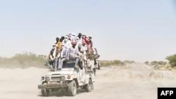 Treize habitants d'un village ont été tués