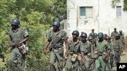 Des soldats nigérians en patrouille (archives)