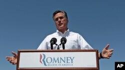 Mitt Romney sigue rezagado en popularidad comparado con el presidente Barack Obama, de acuerdo con la encuesta.