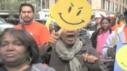 «Захопимо Волл-стріт» – демократія, чи анархія?
