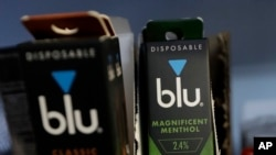 La Casa Blanca planea prohibir los cigarrillos electrónicos con sabor debido a un notorio aumento de enfermedades respiratorias y muertes relacionadas a su uso.