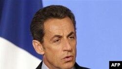 Президент Франции Николя Саркози (архивное фото)