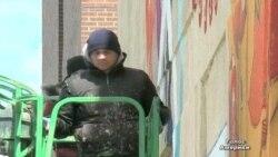 Українські майстри графіті прикрашають Балтимор