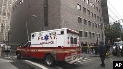 Sandy provocó que cientos de pacientes tuvieran que ser evacuados de hospitales psiquiátricos de la ciudad, como el Bellevue.