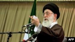 伊朗最高精神领袖哈梅内伊