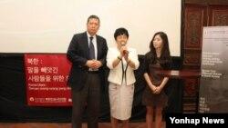 [인터뷰 오디오 듣기] 북한인권시민연합 김영자 국장