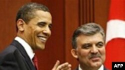 Президенты США и Турции провели встречу в Анкаре