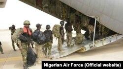 Nigerian Air-force
