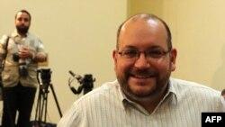 FILE - Iranian-American Washington Post correspondent Jason Rezaian.