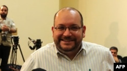 FILE - Iranian-American Washington Post correspondent Jason Rezaian.