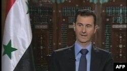 Sirijski predsednik Bašar Al Asad preti daljim nasiljem protiv pobunjenika