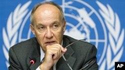 세계지식재산권기구(WIPO)의 프란시스 거리 사무총장. (자료사진)