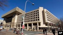 Federal Bureau of Investigation (FBI) headquarters in Washington.