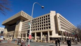 FILE - The Federal Bureau of Investigation (FBI) headquarters in Washington.