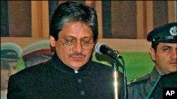 مستعفی گورنر عشرت العباد خان کو دوبارہ ذمہ داریاں سنبھالنے کی ہدایت