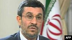 İran prezidenti Mahmud Əhmədinejad
