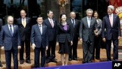 Rêberên welatên endam di APEC de.