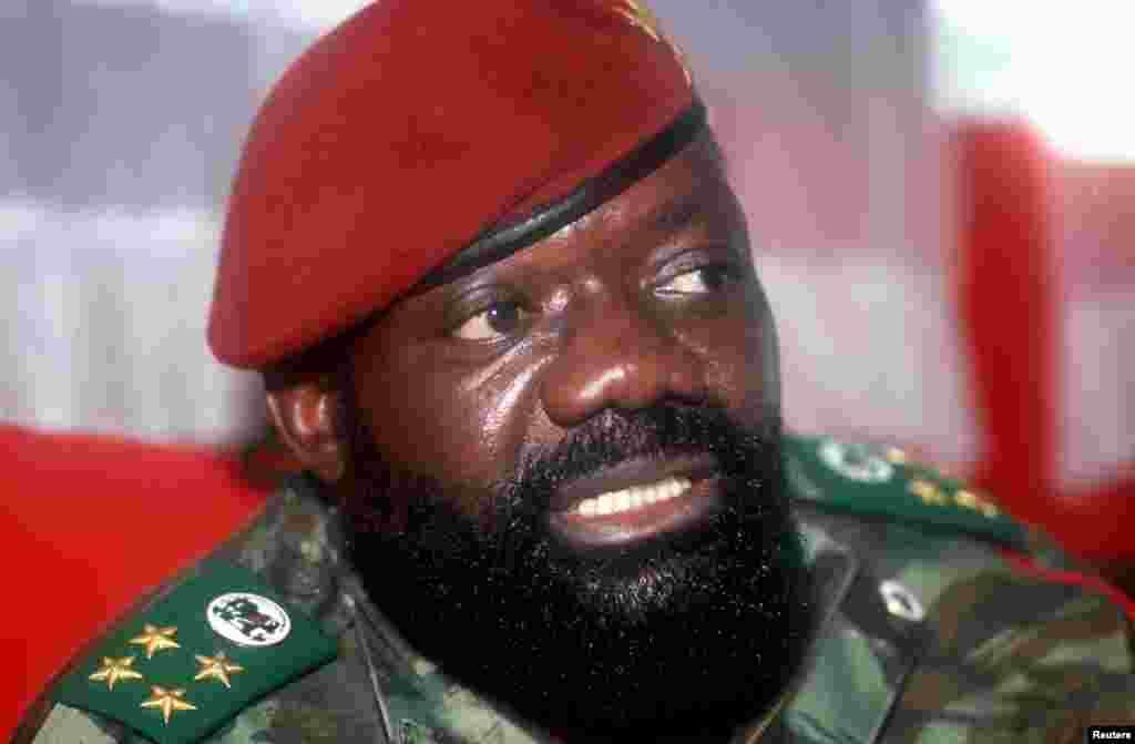 Jonas Savimbi, líder da Unita, foi morto por tropas do governo em 2002