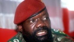 Savimbi vai ser sepultado pela família a 6 de Abril - 1:45