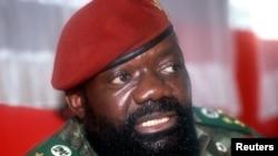 Jonas Savimbi foi morto em 2002