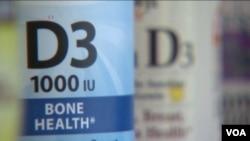 維生素D補充劑