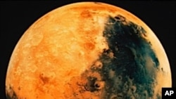 Нова студија: вода покривала една третина од Марс