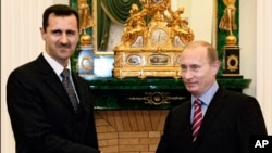Russia and Assad