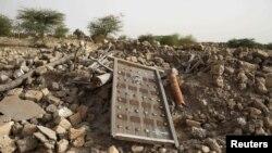 Timbuktu após a destruição