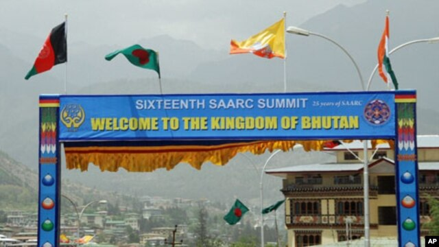 The Himalayan nation of Bhutan prepares for the 16th summit-level meeting of the South Asian Association for Regional Cooperation (SAARC) in Thimphu, 24 Apr 2010