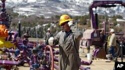 """Producción aumenta gracias a una nueva técnica de extracción llamada """"fracking""""."""
