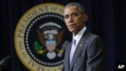 Američki predsednik Barak Obama (Arhiva)
