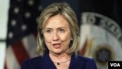 Sekretè Deta Ameriken an Hillary Clinton (foto achiv)