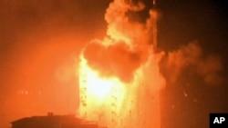 Studyoyên televîzyona Al-Aqsa berî jî bûbûn armanca êrîşan (Arşîv)