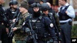 کۆژرانی ٢ پۆلیس لە ئایووا