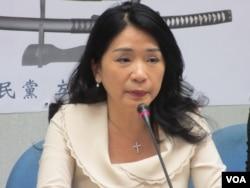 台湾执政党国民党立委李贵敏