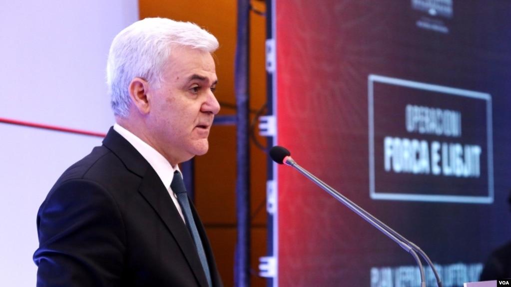 Shqipëri, strukturë e posaçme kundër krimit të organizuar