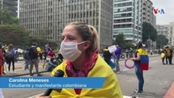 Carolina Meneses_manifestante colombiana