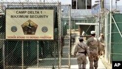 گوانتا نامو میں امریکہ قیدخانہ