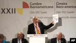 Generalni sekretar OECD-a Hose Anhel Guria (arhiv)