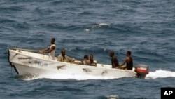Somali pirates (file photo)