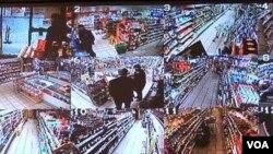 Snimci uživo sa kamera sigurnosti