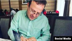 کامیل احمدی، پژوهشگر علوم اجتماعی زندانی