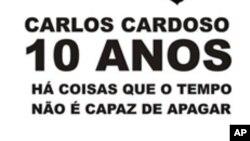 Moçambicanos Recordam Coragem de Carlos Cardoso