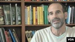 Seth Teller, profesor robotike na Tehnološkom institutu univerziteta Massachusetts