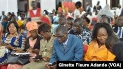 Reportage de Ginette Fleure Adande, correspondante au Bénin pour VOA Afrique