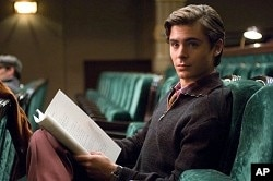 Zac Efron as Richard Samuels in 'Me And Orson Welles'
